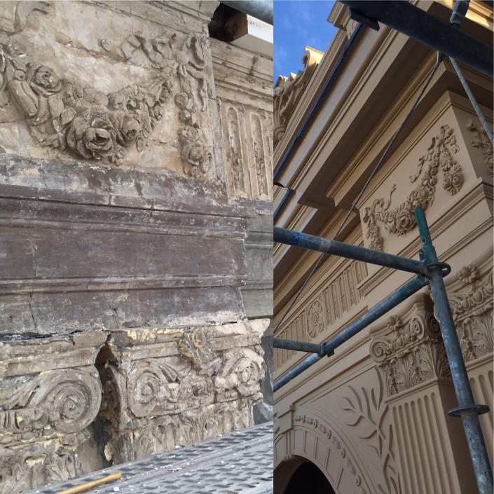 restauratie stadsschouwburg
