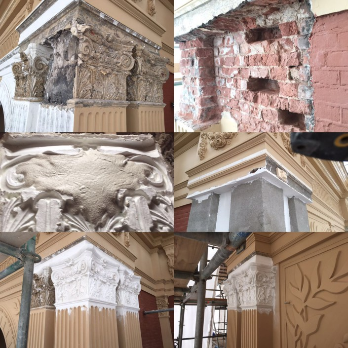 restauratie stadsschouwburg groningen